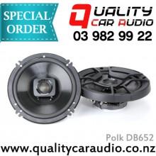 "Polk DB652 6.5"" 300W Coaxial Speakers - Easy Layby"