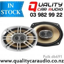 Polk db691 6x9 inch coaxial 3 way speaker - Easy LayBy