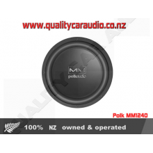 Polk MM1240 12 inch single voice coil SUB - Easy LayBy