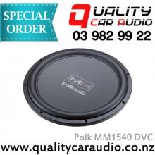 Polk MM1540 DVC 15 inch dual voice coil SUB - Easy LayBy