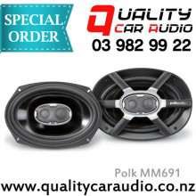 Polk MM691 6x9 inch coaxial 3 way loudspeaker - Easy LayBy