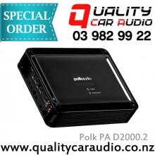Polk PA D2000.2 2 channel 150W x 2 amplifier - Easy LayBy