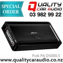 Polk PA D5000.5 5 channel 70W x 4 500W x 1 AMP - Easy LayBy