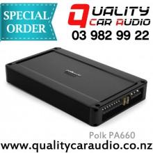 Polk PA660 4 channel 600W amplifier - Easy LayBy