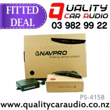 NAVPRO PS-415B Parking Sensor - Fitted Deal