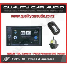 Q260A + MC1 Camera + PT301 Personal GPS Tracker - Easy LayBy