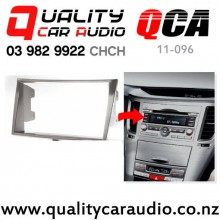 QCA 11-096 Stereo Facial Kit for Subaru Legacy / Outback from 2009 to 2014 with Easy Payments