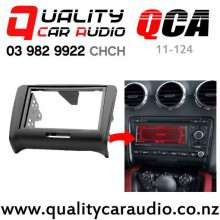 QCA 11-124 Stereo Facial Kit for Audi TT from 2006 to 2014 with Easy Finance