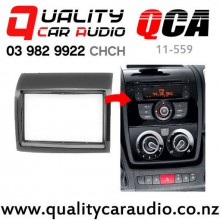 QCA 11-559 Stereo Facial Kit for Citroen Jumper Peugeot Boxer Fiat Ducato from 2011 with Easy Payments