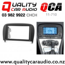 QCA 11-710 Double Din Stereo Facial Kit For Mercede SL Class from 2004 to 2011 with Easy Finance