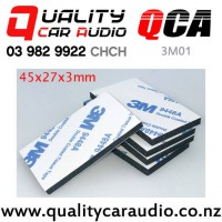 QCA-3M01 3M Double Sided EVA Foam Tape Pad (each) with Easy Finance