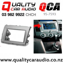 QCA 95-7593 Mazda MPV 2006 onward Facia kits for Double Din Size Stereo with Easy Finance