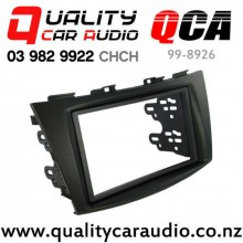 QCA 99-8926 Suzuki Swift Double Din Fitting Kit 2011 On with Easy Finance