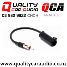 QCA-ANADT005 Nissan 2 Pins Female to Male Adapter with Easy Finance