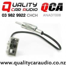 QCA-ANADT008 Subaru Factory Aerial Female to Standard Male with Easy Finance