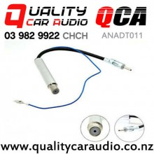 QCA-ANADT011 Aerial Booster for Aftermarket Radio Getting AM Stations (Volkswagen & Audi etc. ) 2002-2005 with Easy Finance