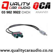 QCA-ANAVV01 Antenna Adapter for Volvo with Easy Finance