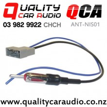 QCA ANT-NIS01 Nissan Factory Antenna Adapter to After Market Radio 2005 On with Easy Finance