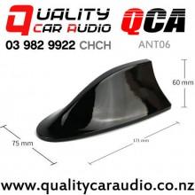QCA-ANT06 Shark Fin Style Car Antenna (black) with Easy Finance