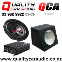 QCA-ASC01 Sound Magus DK600 JVC CW-DR120 QCA-SB012 Combo Deal with Easy Finance