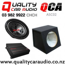 QCA-ASC02 JVC KS-DR3001D + CW-DR120 QCA-SB012 Combo Deal with Easy Finance