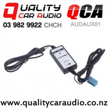 QCA-AUDAUX01 Aux-in Adapter for Audi Chorus Concert Symphony with Easy Finance