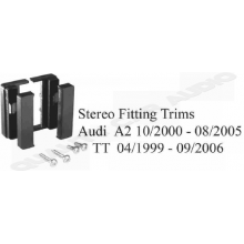 FP-05-04 Audi A2 Stereo Fitting Trims