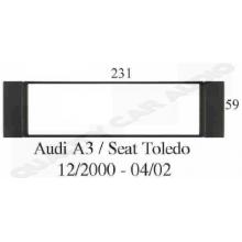 QCA FP-18-00 Audi A3 / Seat Toledo 2000 - 2004