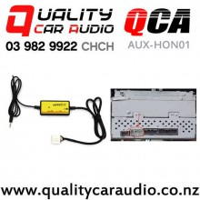 QCA AUX-HON01 Aux in Module for Honda 2002 to 2011 with Easy Finance