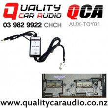 QCA AUX-TOY01 Aux in Module for Toyota, Lexus 2003 to 2010 with Easy Finance