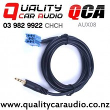 QCA-AUX08 Aux Adapter for Volkswagen with Blaupunkt with Easy Finance