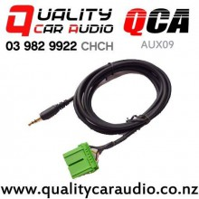 QCA-AUX09 Aux Adapter for Honda with Easy Finance