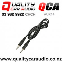 QCA Aux14 3.5mm Jack to Jack Aux in Cable with Easy Finance
