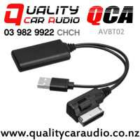 QCA-AVBT02 Wireless Bluetooth USB A2DP Adapter For Audi with MMI 2G with Easy Payments