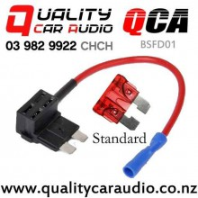 QCA-BSFD01 Blade Spur Standard Fuse Dual with Easy Finance