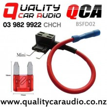 QCA-BSFD02 Blade Spur Mini Fuse Dual with Easy Finance