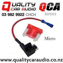 QCA-BSFD03 Blade Spur Micro Fuse Dual with Easy Finance