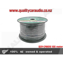 QCA-CAB013 16 Gauge Speaker Cable 100 meter - Easy LayBy