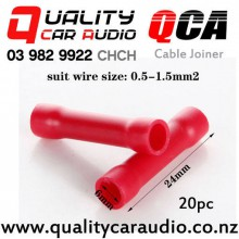 QCA-Cable Joiner RED 20 pc with Easy Finance