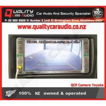 TOYOTA Factory Stereo Reverse Camera Fitted - Easy LayBy