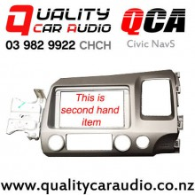 QCA-Civic NavS Facial Replacement for Honda Civic with Factory Navigation from 2006 to 2010 with Easy Payments