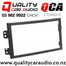QCA-CT24NS19 Double Din Stereo Facia Kits for Nissan 350Z 2006 to 2009 with Easy Finance