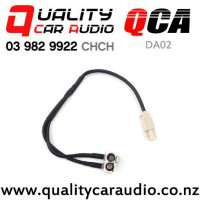 QCA-DA02 Dual Fakra Female to Single Fakra Male Aerial Adapter with Easy Finance