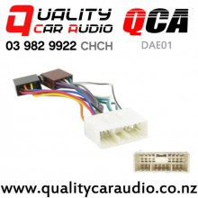 QCA-DAE01 Daewoo To ISO Wiring Adapter From 1999 to 2002 with Easy Finance