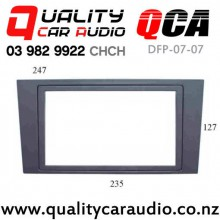 QCA DFP-07-07 Ford Mondeo 2003 to 2007 Fitting kit Double/DIN with Easy Finance