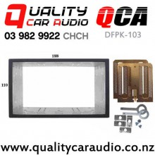 QCA DFPK-103 Universal Double Din Kits with Easy Finance