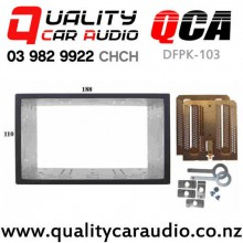 DFPK103 Universal Double Din Kit for 103MM high hole with Easy Finance