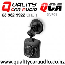 "QCA-DVR01 2.4"" Vehicle DVR Camera Video Recorder with Easy Finance"