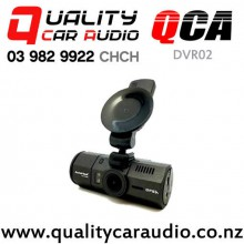 QCA-DVR02 2 Channel Digital Video Recorder for Vehicle with Easy Finance