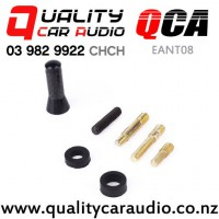 QCA-EANT08 3.5cm Mini Carbon External Antenna in Black with Easy Finance